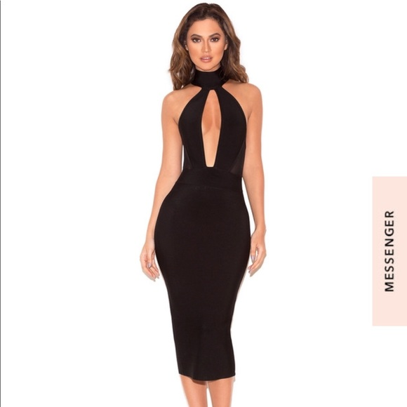 679f5e00695c House of CB Alejandra Bandage Dress NWT